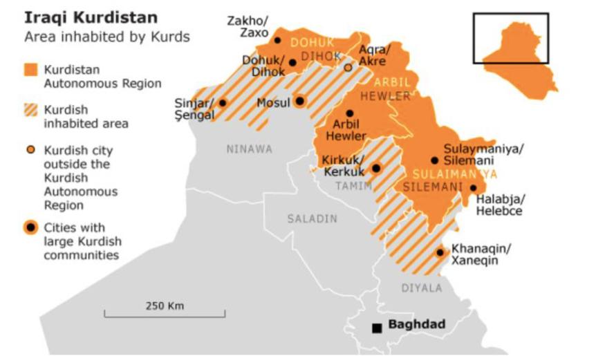 Report from IraqiKurdistan